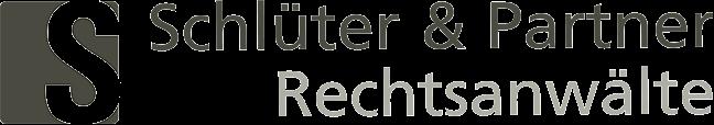 Logo und Schriftzug Schlüter & Partner